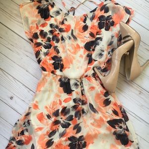 The Limited Floral Dress Size S